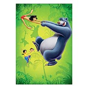 Хардпостер (на твёрдой основе) Jungle Book